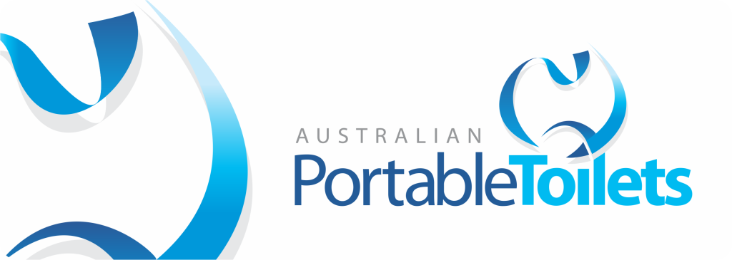 Australian Portable Toilets logo After