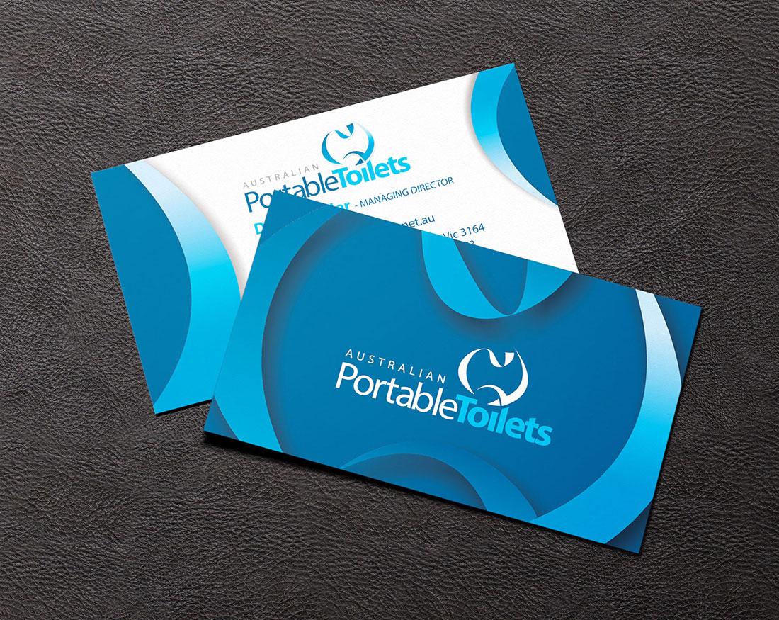 Australian Portable Toilets - Mediamojo - Noosa Web & Graphic Design